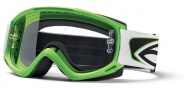 Smith Optics FUEL V.1 Bike Goggles Goggles - Green-Clear AFC