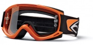 Smith Optics FUEL V.1 Bike Goggles Goggles - Orange-Clear AFC