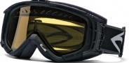 Smith Optics SNOW INTAKE Snowmobile Goggles Goggles - Black-Yellow AFC Dual Airflow