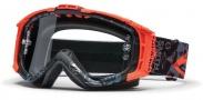 Smith Optics INTAKE SWEAT-X Moto Goggles Goggles - Black Pastrana Signature / Clear AFC