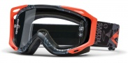 Smith Optics FUEL V.2 SWEAT-X Moto Goggles Goggles - Black Pastrana Signature / Clear AFC