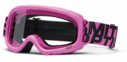 Smith Optics Gambler Mx Moto Goggles Goggles - Hot Pink / Clear AFC