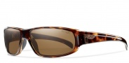 Smith Precept Sunglasses Sunglasses - Tortoise / Polarized Brown Glass