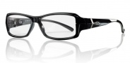 Smith Interlock Crossroad Eyeglasses Eyeglasses - Black-D28