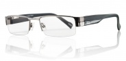 Smith Decibel Eyeglasses Eyeglasses - Gunmetal Black-BZS
