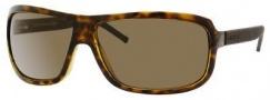 Gucci 1638/S Sunglasses Sunglasses - 0UY2 Havana Semi Matte Brown (SP bronze polarized lens)