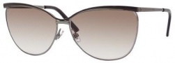 Gucci 2891/S Sunglasses Sunglasses - 0UWZ Dark Cocoa Dark Ruthenium (02 brown gradient lens)