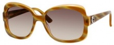 Gucci 3190/S Sunglasses Sunglasses - 00S0 Brown Orange (ED brown gradient lens)