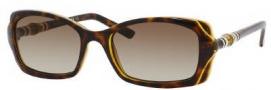 Gucci 3194/S Sunglasses Sunglasses - 0791 Havana (CC brown gradient lens)