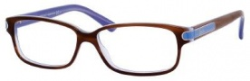 Gucci 3150 Eyeglasses Eyeglasses - 0ISK Havana Azure