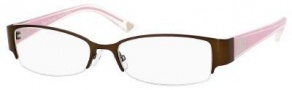Juicy Couture Day Dreamer Eyeglasses Eyeglasses - 01C2 Satin Brown