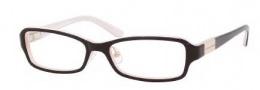 Juicy Couture Wilshire/F Eyeglasses Eyeglasses - 0ERN Espresso Ice Pink