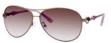 Juicy Couture Beach Bum/S Sunglasses Sunglasses - 0EQ6 Almond (YY brown gradient lens)