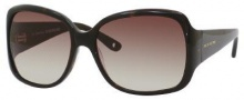 Juicy Couture Honey Bunny/S Sunglasses Sunglasses - 0JKL Tortoise Black (Y6 brown gradient lens)