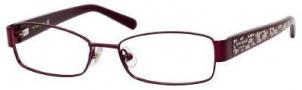 Kate Spade Jemma Eyeglasses Eyeglasses - 0ER6 Bordeaux Burgundy
