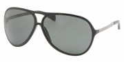 Prada PR 06NS Sunglasses Sunglasses - 1AB1A1 BLACK GRAY