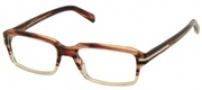 Prada PR 09NV Eyeglasses Eyeglasses - 2AU1O1 HAVANA DEMO LENS