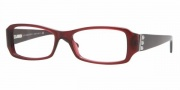 Burberry BE2069B Eyeglasses Eyeglasses - 3014  VIOLET-OXBLOOD DEMO LENS