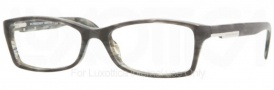 Burberry BE2076 Eyeglasses Eyeglasses - 3143  STRIPED GRAY DEMO LENS