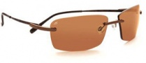 Serengeti Parma Sunglasses Sunglasses - 7444 Brown Tortoise / Polar PhD Drivers