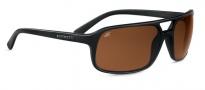 Serengeti Livorno Sunglasses Sunglasses - 7453 Satin Black / Drivers Polarized