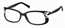 Roberto Cavalli RC0545 Eyeglasses Eyeglasses - 001 - Black- rose gold