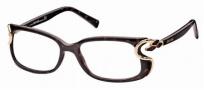 Roberto Cavalli RC0545 Eyeglasses Eyeglasses - 052 - Dark havana- rose gold