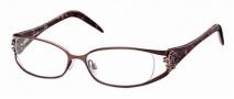 Roberto Cavalli RC0479 Eyeglasses Eyeglasses - 045 - Shiny satin brown- havana