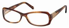 Roberto Cavalli RC0543 Eyeglasses Eyeglasses - 053 - Blonde havana- rose gold