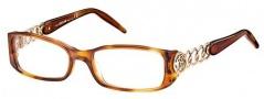 Roberto Cavalli RC0494 Eyeglasses Eyeglasses - 053 - Blonde havana, rose gold