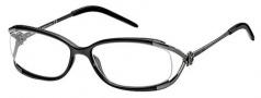 Roberto Cavalli RC0497 Eyeglasses Eyeglasses - 001 - Black gunmetal