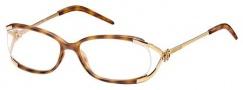 Roberto Cavalli RC0497 Eyeglasses Eyeglasses - 053 - Blonde havana, rose gold