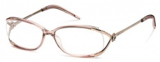 Roberto Cavalli RC0497 Eyeglasses Eyeglasses - 072 - Transparent powder, bronze