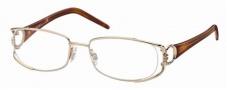 Roberto Cavalli RC0547 Eyeglasses Eyeglasses - 028 - Rose gold, blonde havana