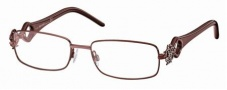 Roberto Cavalli RC0550 Eyeglasses Eyeglasses - 020 - Dark orange shaded ruthenium, ruthenium logo, pearl dark orange temples