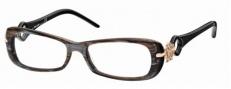 Roberto Cavalli RC0551 Eyeglasses Eyeglasses - 050 - Melange brown/grey, rose gold, black temples