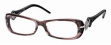 Roberto Cavalli RC0551 Eyeglasses Eyeglasses - 068 - Melange ruby red/rose, palladium, black temples