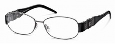 Roberto Cavalli RC0554 Eyeglasses Eyeglasses - 008 - Gunmetal, black temples