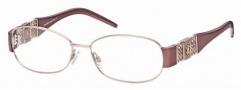 Roberto Cavalli RC0554 Eyeglasses Eyeglasses - 034 - Light bronze, pearl violet temples