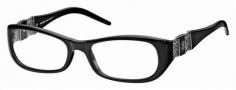 Roberto Cavalli RC0555 Eyeglasses Eyeglasses - 001 - Black, gunmetal