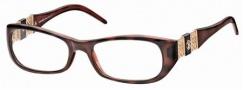 Roberto Cavalli RC0555 Eyeglasses Eyeglasses - 052 - Havana, rose gold
