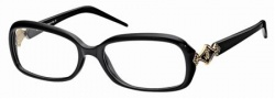 Roberto Cavalli RC0556 Eyeglasses Eyeglasses - 001 - Black, rose gold