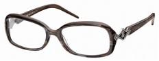 Roberto Cavalli RC0556 Eyeglasses Eyeglasses - 050 - Melange Brown/grey, palladium