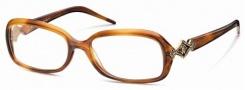 Roberto Cavalli RC0556 Eyeglasses Eyeglasses - 053 - Blonde havana, rose gold