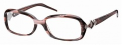 Roberto Cavalli RC0556 Eyeglasses Eyeglasses - 068 - Melange ruby red/rose, palladium