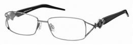 Roberto Cavalli RC0557 Eyeglasses Eyeglasses - 012 - Dark ruthenium, black temples