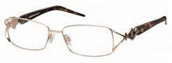 Roberto Cavalli RC0557 Eyeglasses Eyeglasses - 028 - Rose gold, havana temples