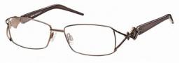 Roberto Cavalli RC0557 Eyeglasses Eyeglasses - 048 - Brown, pearl brown temples