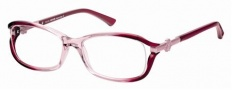 Roberto Cavalli RC0628 Eyeglasses Eyeglasses - 074 Melange ruby red/rose, palladium