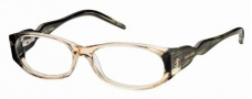 Roberto Cavalli RC0633 Eyeglasses Eyeglasses - 059 Transparent, Black Transparent
